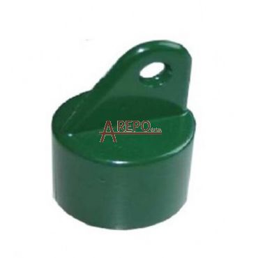 Hlavica na vzperu - zelená